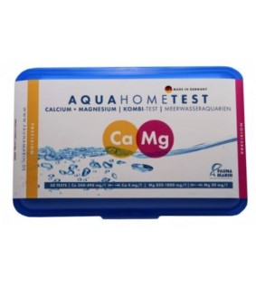 AQUA HOME TEST Ca+Mg