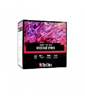 IODINE PRO REEF TEST KIT